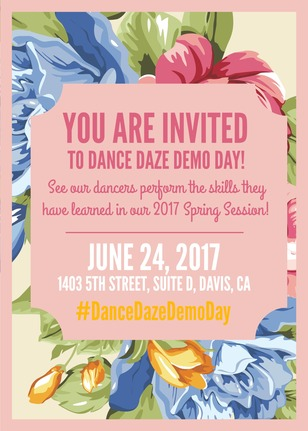 DanceDazeDemoDay-Spring2017 2